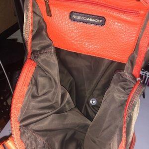 Rebecca minkoff nylon tote purse